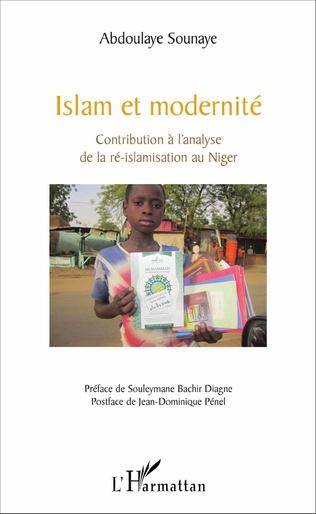 Essai de Dr Sounaye Abdoulaye, paru en novembre 2016