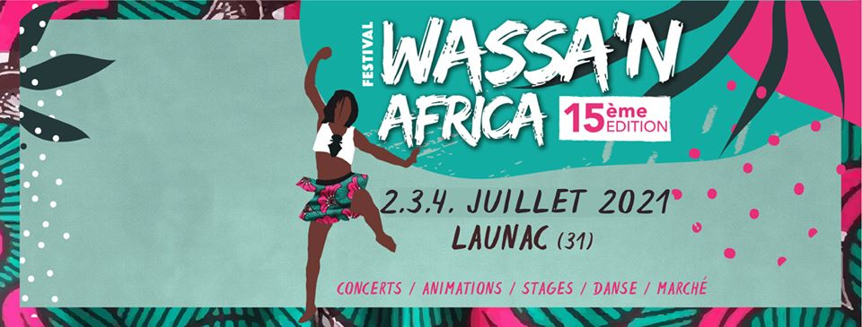 Affiche Wassa'n Africa 2021
