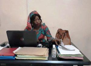 Aminata Doumbouya, Directrice Générale de FATCOM