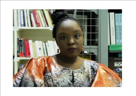 Mame Famew Camara, journaliste écrivaine sénégalaise
