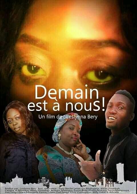 """Affiche du Film """"Demain est à Nous"""""""