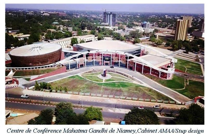Centre de Conférence Mahatma Gandhi de Niamey