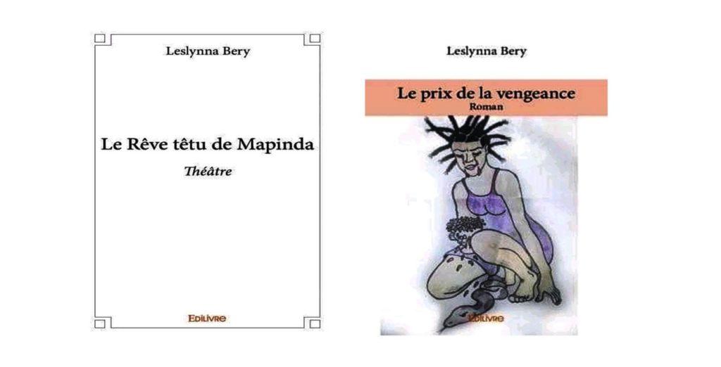 Les œuvres littéraires de Lyna De Pépito