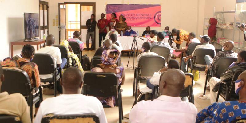 Lors de la conférence de presse du lancement de l'appel à candidatures