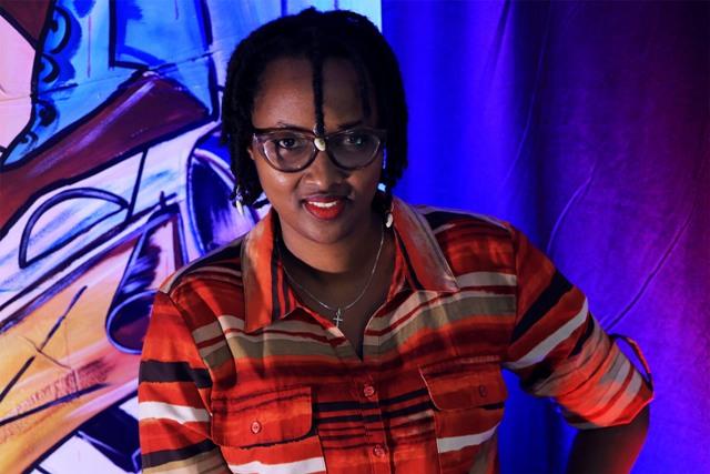 Mme Floriane Kaneza, Directrice  du FIFF URUSARO