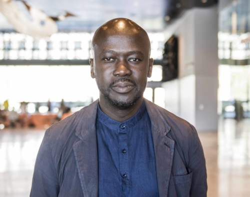 L'architecte David Adjaye