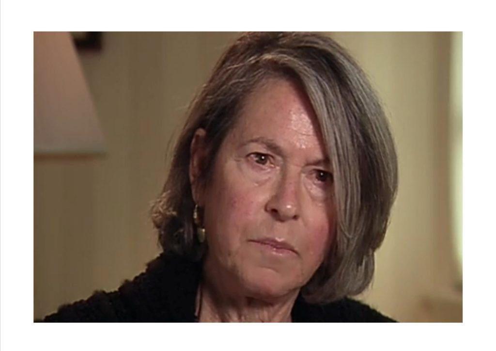 L'écrivaine américaine Louise Glück